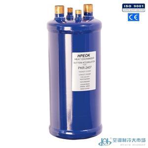 热交换气液分离器