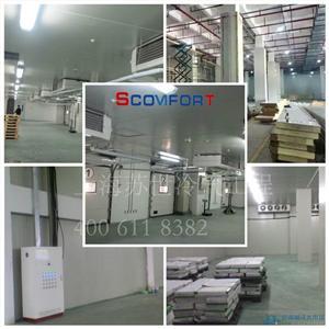 大型室内制冷工艺 冷库工程设计 专业冷库施工