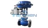 ZXP型气动薄膜单座调节阀