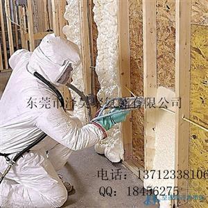 广东东莞厂家生产喷涂组合料、冷库房屋喷涂工程、PU保