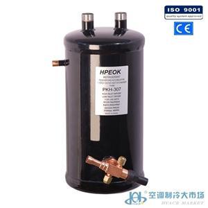 三合一 热交换气分储液器