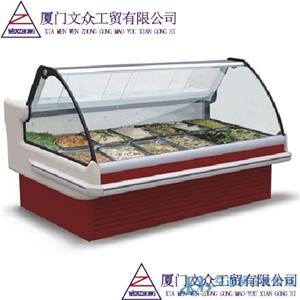 风冷熟食柜