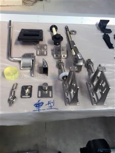 重型平移门锁配件