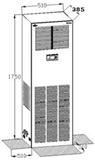 酒窖专用恒温恒湿空调   艾默生空调报价 价格