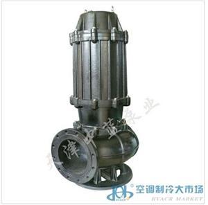天津污水泵QW(WQ)型无堵塞潜水式污水泵