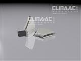 130×30mm高品质地送风系统管道直接(直通)