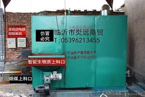生物质节能环保供暖洗浴多燃料锅炉