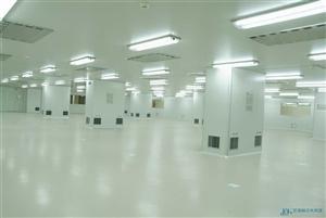 GMP认证无尘车间 洁净室 净化工程设计施工