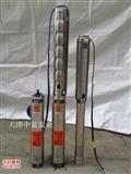 中蓝QJR系列不锈钢热水井用潜水电泵价格