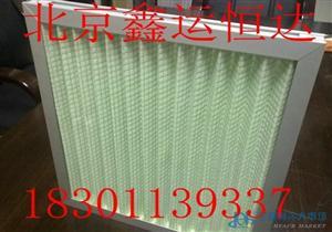 海洛斯机房空调初效纸框过滤网770*410*100厂家直销价
