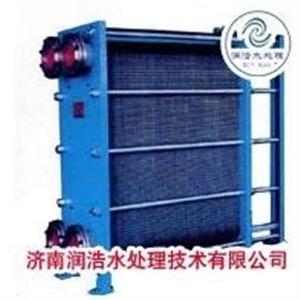 板式换热器 济南水处理设备 换热器