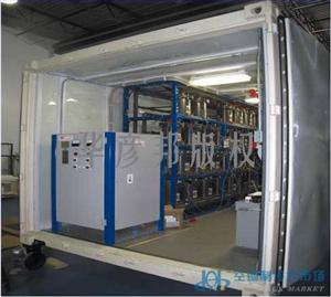MCDI废水回收系统