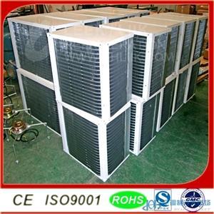 风冷工业用冷水机冷冻机空调车间耐用表冷器冷凝器