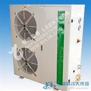 上海一成制冷高强度钣金侧挂壁挂式冷藏冷冻机组
