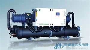 水冷机组系列-地源热泵机组
