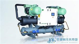 水冷机组系列―134a水冷螺杆系列机组