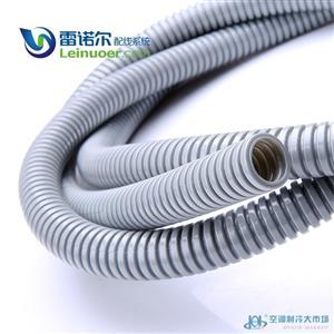 灰色阻燃尼龙软管,灰色线缆护套管