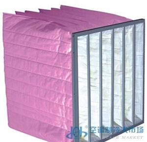 青海空调袋式过滤网规格-青海袋式过滤网厂家