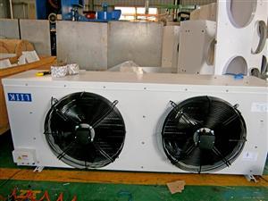 电融霜铝翅片铜排管冷藏冷冻冷风机