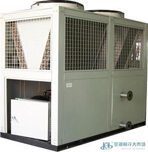 风冷模块式冷热水机组