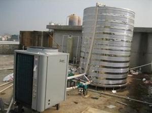 格力空气能热泵热・水湾-40P中温循环