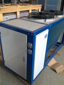 进口配件风冷比泽尔压缩机制冷冷库机组