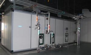 杭州湿尔喷淋空调通风与空气净化,同时兼容加热,制冷