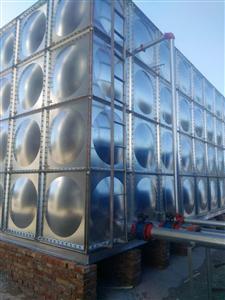 软化水处理设备 锅炉软化水箱 不锈钢保温水箱