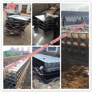 南京箱泵一体水箱 锅炉工程保温水箱
