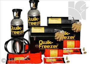 Qwik-freezer管道带压维修设备,管道带压冷冻封堵设备