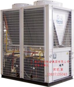自带水泵风冷模块冷热水机组