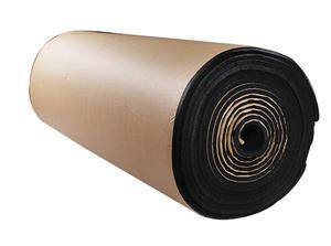 厂家直销耐高温隔热阻燃防冻橡塑保温板13mmB2级太阳城线上娱乐官网橡