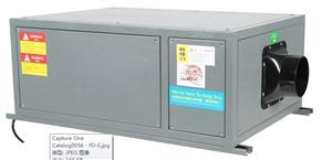 LUKO新风单向流除霾除湿净化系统FD-S60L