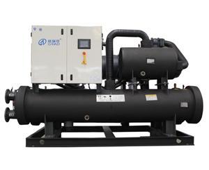 满液式水源热泵
