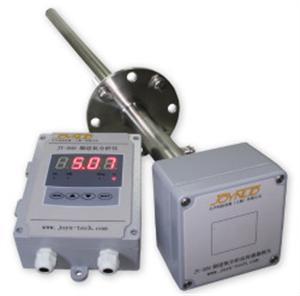 JY-500分体式烟道氧分析仪生产设备 工业锅炉氧浓度测