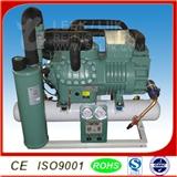 速冻冷冻设备比泽尔双级压缩机制冷机组