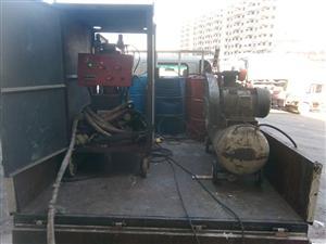 冷库聚氨酯喷涂设备