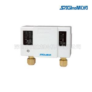 日本鹭宫DNS-D604XM高低压力控制器