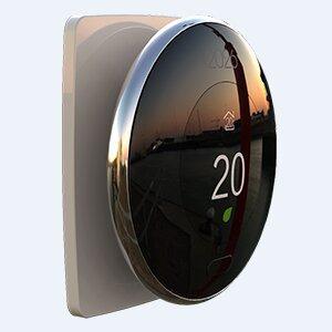 电采暖远程集中控制系统手机APP温控器
