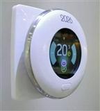 电采暖智能温控器节能控制系统