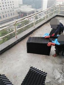 明新冷却塔填料更换北京