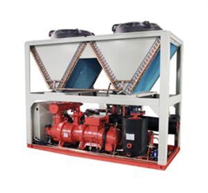 高温型超低温空气能热泵机组