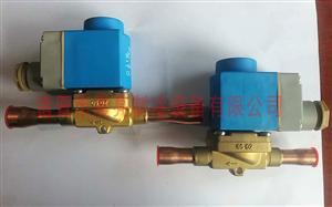 晨亮EVR10焊接电磁阀 规格1/2和5/8