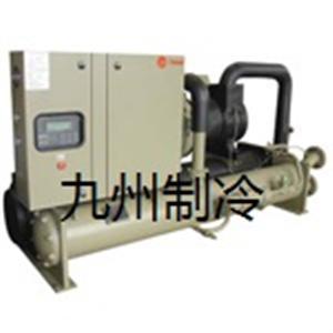 特灵RTWC100冷水机组压缩机过热故障维修