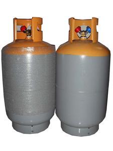 50L冷媒回收罐 制冷剂回收钢瓶 储液罐