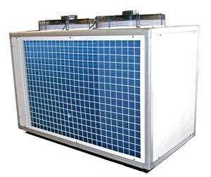 智能化标准节能冷库模块机组