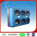 水系统翅片式空调冷凝器