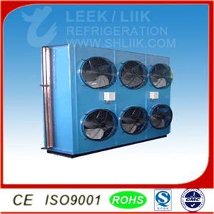 翅片式铜管空调散热器表冷器蒸发器