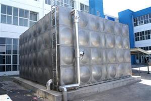 南京南通泰州保温水箱 不锈钢水箱 消防水箱辉煌牌
