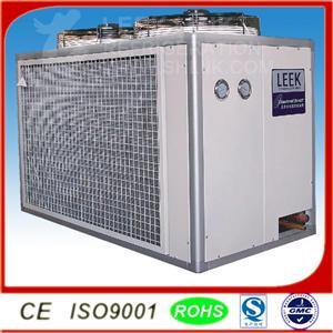 工业冷藏制冷车间降温比泽尔低温冷凝机组